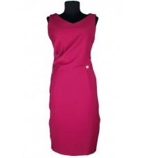 Платье-футляр с кружевной вставкой RINASCIMENTO 75831