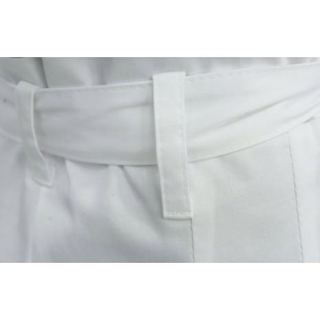 Женские шорты белого цвета RINASCIMENTO 74623