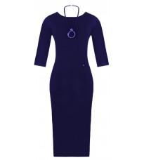 Стильное платье с разрезом RINASCIMENTO 77960