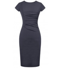Синее платье по фигуре RINASCIMENTO 82210