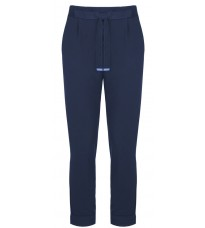 Синие укороченные брюки RINASCIMENTO 82258