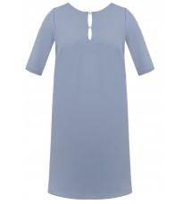Голубое платье RINASCIMENTO 83374