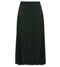 Темно-зеленая плиссированная юбка RINASCIMENTO 83710