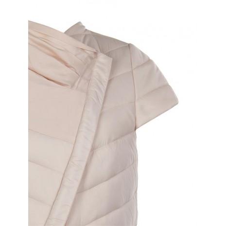 Розовая укороченная куртка RINASCIMENTO 78165