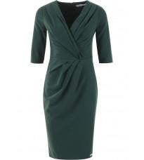 Стильное зеленое платье RINASCIMENTO 82421