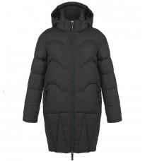 Стильная черная куртка RINASCIMENTO 81824