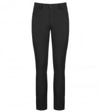 Черные прямые брюки RINASCIMENTO 81985