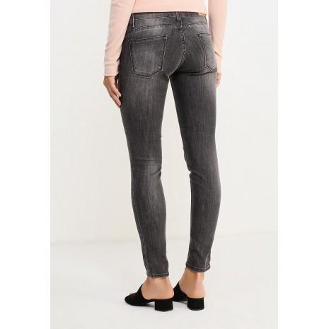 Черные джинсы с потертостями RINASCIMENTO 81599