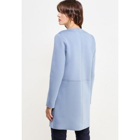 Розовое прямое пальто RINASCIMENTO 82482