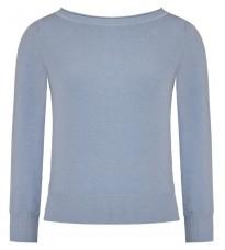 Голубой свитер RINASCIMENTO 8222
