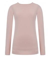 Длинный розовый свитер RINASCIMENTO 8227