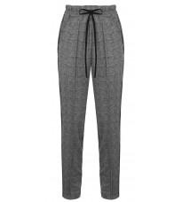 Серые брюки на резинке RINASCIMENTO 83314