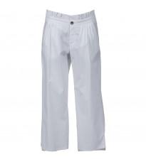 Белые широкие брюки RINASCIMENTO 80669