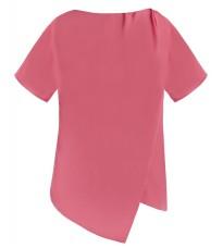 Стильная розовая блуза RINASCIMENTO 14994