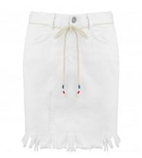 Стильная белая юбка RINASCIMENTO 80813