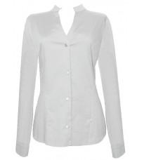 Белая классическая блуза RINASCIMENTO 77472