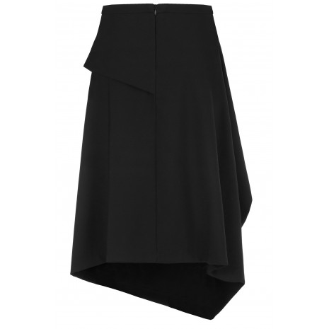 Стильная черная юбка RINASCIMENTO 83102