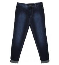 Синие укороченные джинсы RINASCIMENTO 82828