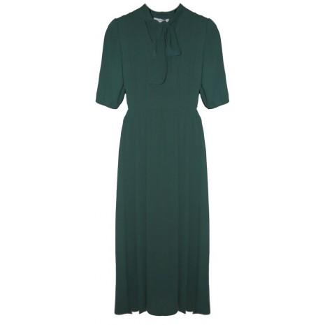 Длинное зеленое платье RINASCIMENTO 83281