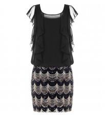 Стильное платье с пайетками RINASCIMENTO 84014