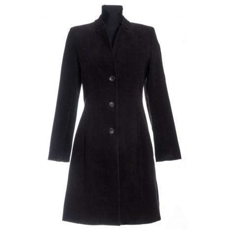 Женское черное пальто RINASCIMENTO 70204