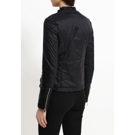 Синяя приталенная куртка RINASCIMENTO 78166