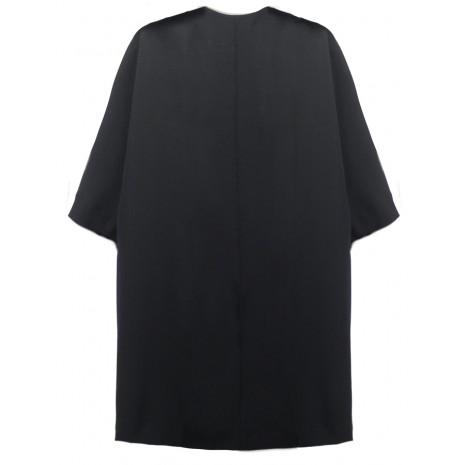 Синий прямой пиджак RINASCIMENTO 82446