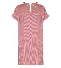 Прямое платье в полоску RINASCIMENTO 79780