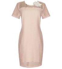 Стильное розовое платье RINASCIMENTO 79757