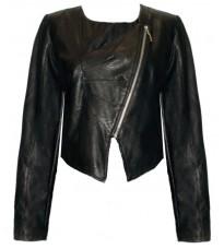 Черная куртка RINASCIMENTO 79898