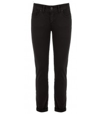 Черные прямые брюки RINASCIMENTO 81592