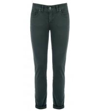Темно-зеленые прямые брюки RINASCIMENTO 81592