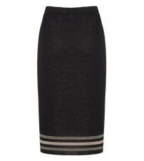 Стильна трикотажная юбка RINASCIMENTO 8170