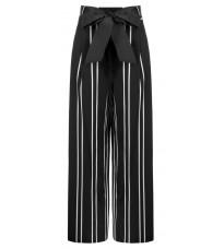 Широкие брюки в полоску RINASCIMENTO 82046