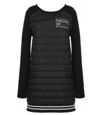 Стильное черное платье RINASCIMENTO 82175
