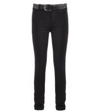 Черные брюки-скинни RINASCIMENTO 78913