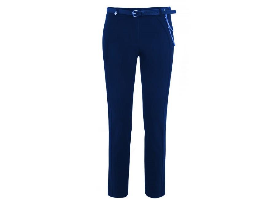 Классические синие брюки