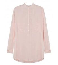 Розовая блуза в полоску RINASCIMENTO 79596