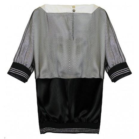 Стильная блуза с сеткой RINASCIMENTO 85142