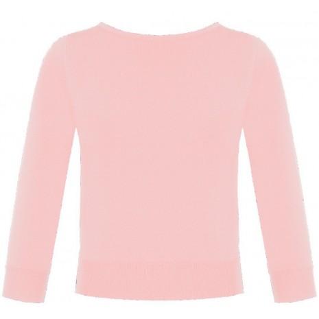 Стильный розовый джемпер RINASCIMENTO 8555
