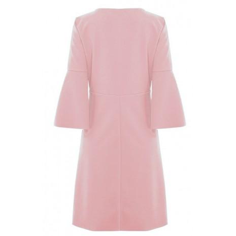Розовое платье с бантом RINASCIMENTO 85026