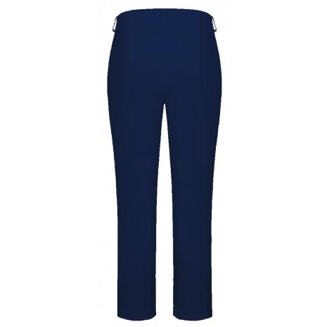 Синие укороченные брюки RINASCIMENTO 87572