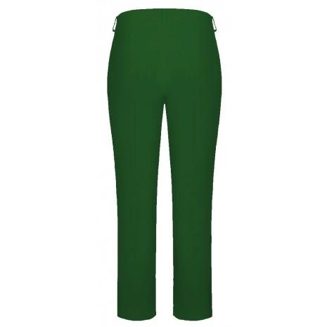 Зеленые укороченные брюки RINASCIMENTO 87572