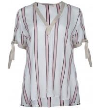 Стильная блуза в полоску RINASCIMENTO 86860