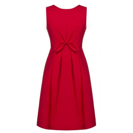 Красное платье на завязке RINASCIMENTO 86762