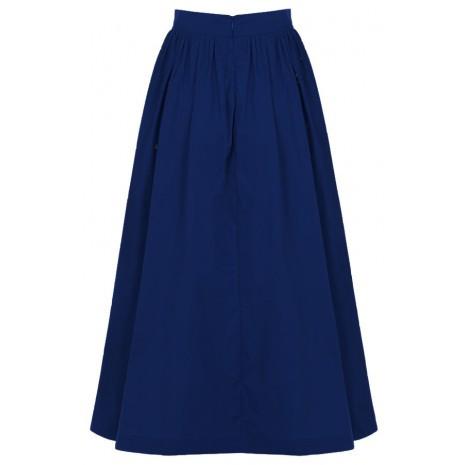 Длинная синяя юбка RINASCIMENTO 86767