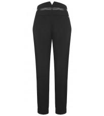 Черные брюки с декором RINASCIMENTO 88034