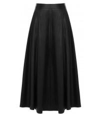 Длинная кожаная юбка RINASCIMENTO 88124