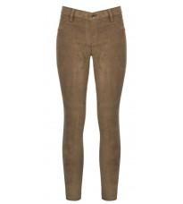 Бежевые узкие брюки RINASCIMENTO 88354