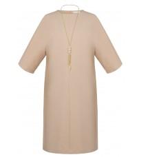Прямое розовое платье RINASCIMENTO 88494
